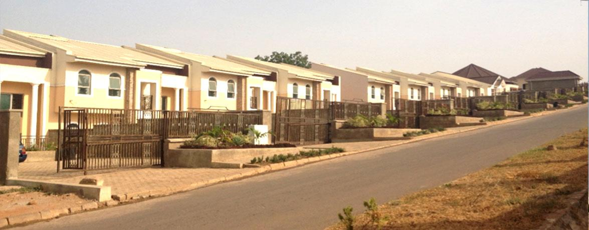 BUA TERRACE HOUSING, ASOKORO ABUJA